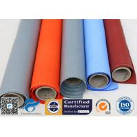 Best Expansion Joint 3732 silicone rubber coated fiberglass fabric Grey Blue 350gsm 580gsm wholesale