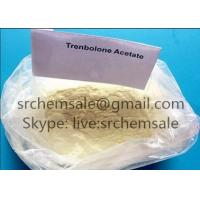 Cheap Healthy Yellow Trenbolone Acetate Powder For Bodybuiling CAS 303-42-4 for sale