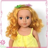 Best Dongguan doll factory made 18 inch fashion doll wholesale