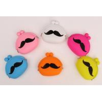 Best no moq coin silicone wallet & silicone purse wholesale