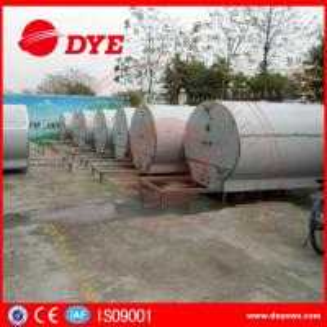 Best Industrial Milk Storage Tank Transport Storage Semi - Automatic wholesale