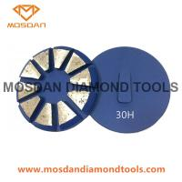 Best Scanmaskin Snap-on Grinding Diamond Plate with 10 Segment wholesale