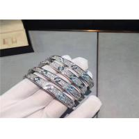 Best Cartier Love Bracelet 18K White Gold Diamond-Paved full diamond is cartier jewelry real gold wholesale