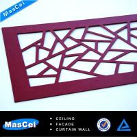 Best Aluminum Metal grid ceiling wholesale