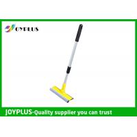 Best PP Sponge Iron Material Window Cleaning Squeegee With Telescopic Handle wholesale
