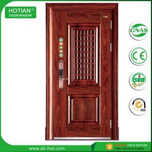Best Turkey Door Design Security Steel Door for Apartment with Favorable Price wholesale