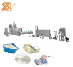 China Nutrition Instant Baby Food Making Machinee / Rice Powder Making Machine on sale