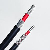 Cheap 2 / 0 AWG Rf Flexible Coaxial Cable / Rg6 Coaxial Cable Aluminum Mesh Low for sale