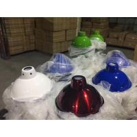 Best Fashion Style Sheet Metal Spinning Manufacturing Process For Different Color Lamp Cover wholesale