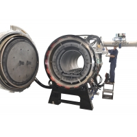 Best Large Capacity Vacuum Furnace For Heat Treatment Specifications RDE-GWL-5518 wholesale