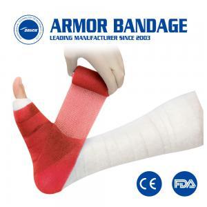 Buy cheap Orthopaedic/orthopedic fibreglass cast bandage fracture bandages for bone fixation bandage from wholesalers