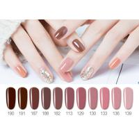 Best High Quality Fast Delivery Pure Color Gel Nail POlish UV Soak Off Gel Polish wholesale