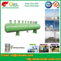 Cheap Energy saving floor standing boiler mud drum SGS for sale