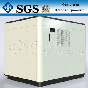 Best Nitrogen Generation System Nitrogen Membrane Generators  BV Approval wholesale