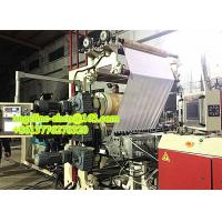 Cheap plastic PVC marble sheet making machine for sale