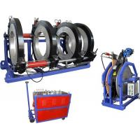 Best 380V Hydraulic Big Tube Plastic Pipe Welding Equipment PE Pipeline Welding Machines wholesale