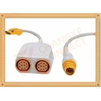 Best Siemens IBP Cable 8 Pin to 10 Pin for Invasive Blood Pressure wholesale