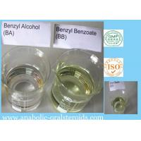China 100% Purity Organic Steroid Solvents BA Benzyl Alcohol CAS 100-51-6 BB EO GSO on sale