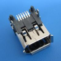 Best Female USB Connector 6Pin SMT B Type wholesale