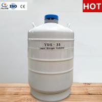 Best TIANCHI Liquid Nitrogen Tank 35L Industrial Storage Container Price wholesale
