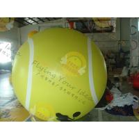 Cheap Advertising Helium Sport Balloons Bespoke Inflatable Fireproof Eye - Catching for sale