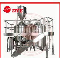 Best Custom Red Copper Commercial Beer Making Equipment For  Restaurant CE wholesale