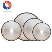 Best abrasive tools / Diamond Grinding Wheel with resin bond for sharpening carbide tools, PCD, PCBN wholesale