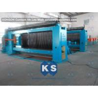Buy cheap Automatic Stop Gabion Mesh Machine For 2.2mm Galvanized Wire Gabion Mattress from wholesalers