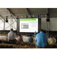 China Thin P2.9 HD Outdoor Led Video Display Back Stage For Rental Show on sale