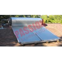 Best High Efficient Flat Plate Solar Water Heater For Home OEM / ODM Available wholesale