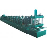 Quality Galvanized Steel Sheet 2 Wave Guard Rails Roll Forming Machine for Curvinging Highway wholesale