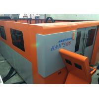 Quality 1000W Fiber Laser / Metal Plate Cutting Machine With 42 M/Min Speed wholesale