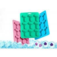 Best Dog Shaped Silicone Ice Cube Molds and Tray Multi-function environmental protection, green and pollution-free wholesale