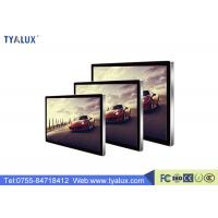 Quality 1920x1080P LED Backlit wall mount lcd display , video Advertising Digital Signage wholesale
