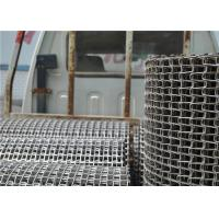 Best Food Processing Wire Mesh SS Conveyor Belt For Cooling And Freezing wholesale