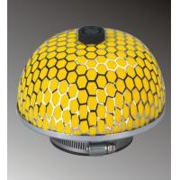 Best Yellow Racing Car Activated Carbon Air Filter High - Flow , 1 Year Warranty wholesale