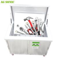 Best Hardware Parts Ultrasonic Cleaner with 40khz Frequency and 3KW Heating T-24S wholesale