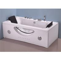 Best Innovative Technology Stand Alone Jetted Tub , 6 Foot Whirlpool Tubs For Small Bathrooms wholesale