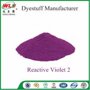 Best Professional Fabric Dye  Violet PE CI Violet 2A 4 - 5 Lighting Fastness wholesale