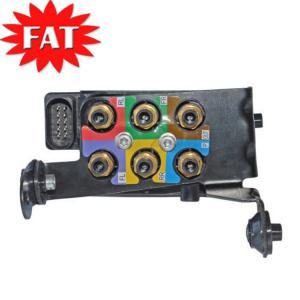 Cheap Turbo 970 Suspension Air Solenoid Valve Block Control Unit 97035815302 for Porsche Panamera for sale