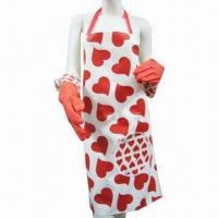 Best PVC Household Cooking Apron, Different Sizes and Colors are Available wholesale