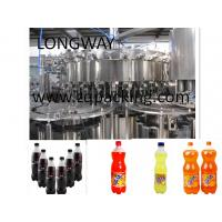 Best China Longway Automatic Carbonated Soft Drink Bottling Line wholesale