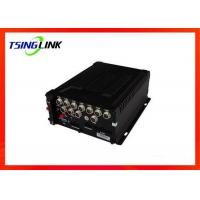 Best 8-36V 4G Wireless HD Vehicle Mobile DVR 4 Channel With SD Card ESATA wholesale
