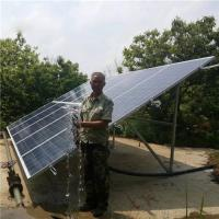 Best Factory Price 15hp Solar Powered Water Pump System High Pressure Borehole wholesale