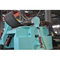 Best W12-90x4000 4 Roller Steel Plate Rolling Machine , Pre - Bending Thickness 70mm wholesale