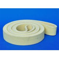 Buy cheap Seamless Kevlar Industrial Felt Fabric Belt Heat Resistant For Aluminum Industry from wholesalers