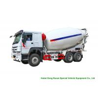 Best Howo Concrete Mixer Truck For Cement Transportation 10cbm Right Hand Drive wholesale