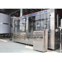 Best Pure Water Production Line 20000 Bottles Per Hour With 40 Filling Heads wholesale