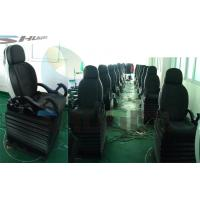 Best 3 DOF Platform Colorful Leather Pneumatic Control System Motion Theater Chair wholesale