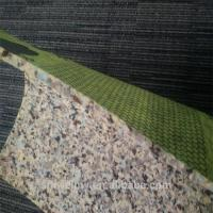 China Fire resistance foam sponge carpet underlay on sale